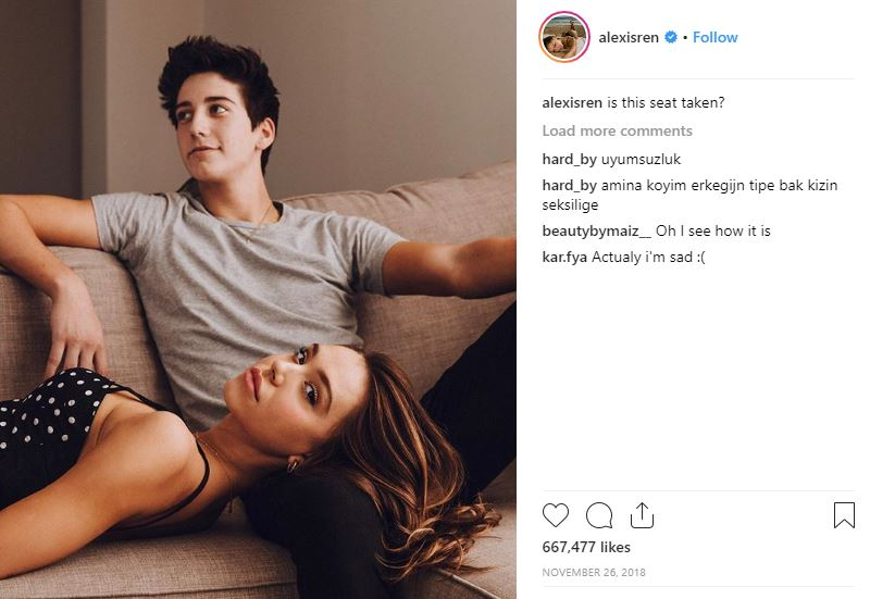 Alexis Ren Career, Bio, Net Worth, Dating, Boyfriend