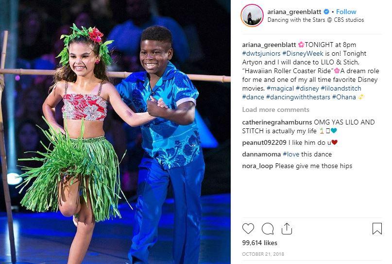 Ariana Greenblatt BIo, Age, Parents, Siblings, Movies, TV show, Career, Dance