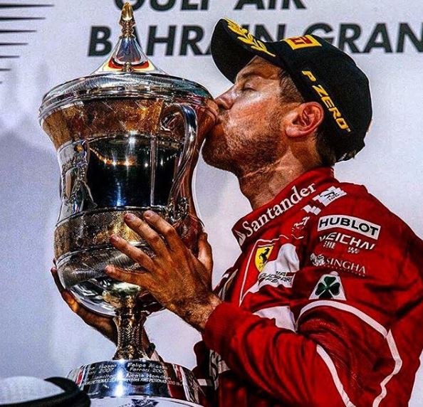 Sebastian Vettel married, wife, partner, children, age, salary, height
