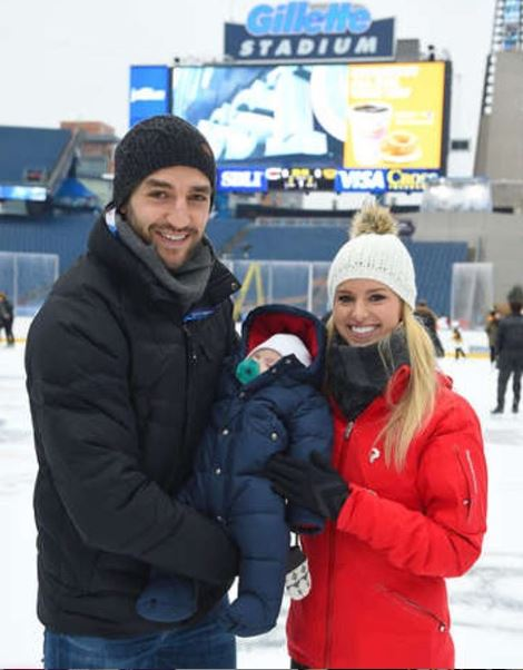 Patrice Bergeron Wiki, Wife, Age, Height, Contract, Net Worth