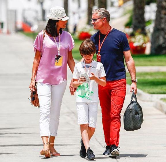 Dayton Minier Coulthard Bio, Age, Nationality, Parents, Education, Net Worth