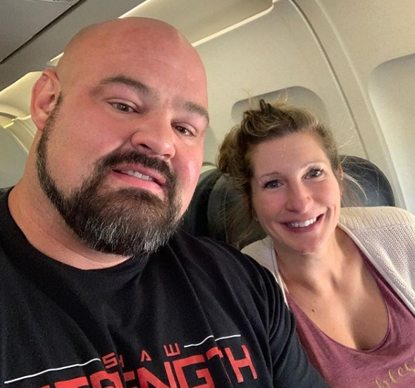 Brian Shaw Biography, Age, Spouse, Awards, Kid, Rumor and Competition