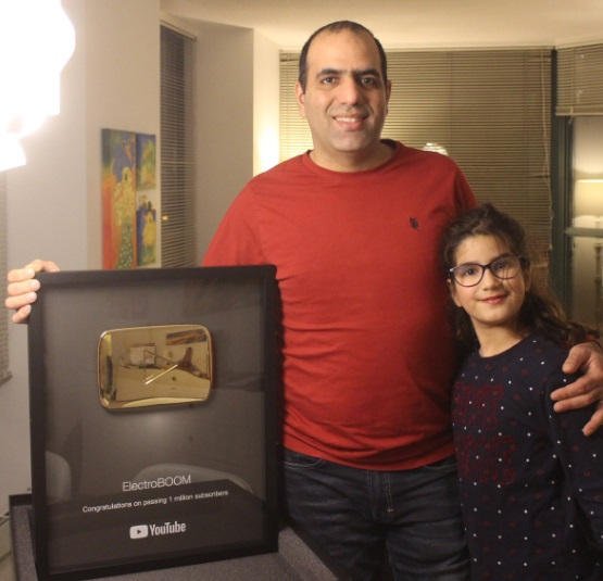 Mehdi Sadaghdar Wiki, Bio, Age, Ethnicity, Nationality, Wife, Daughter, Earning, Birth Place