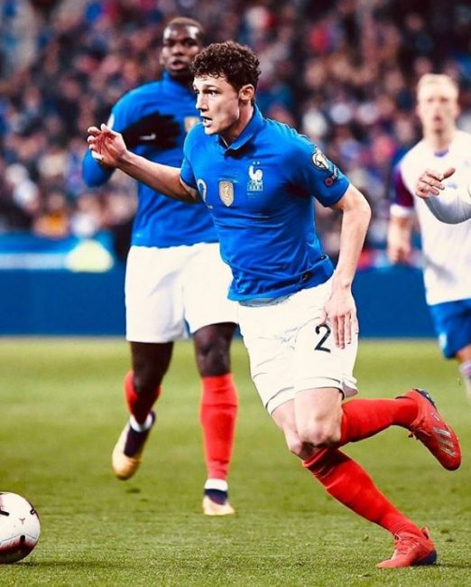 Benjamin Pavard Wiki, Bio, Age, Dating, Rumor, Contract, FIFA and Career