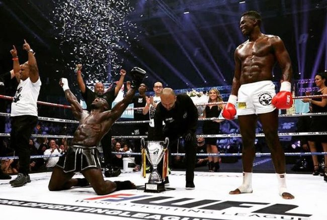 Melvin Manhoef Wiki, Bio, Age, Wife, Daughters, Career and Nomination