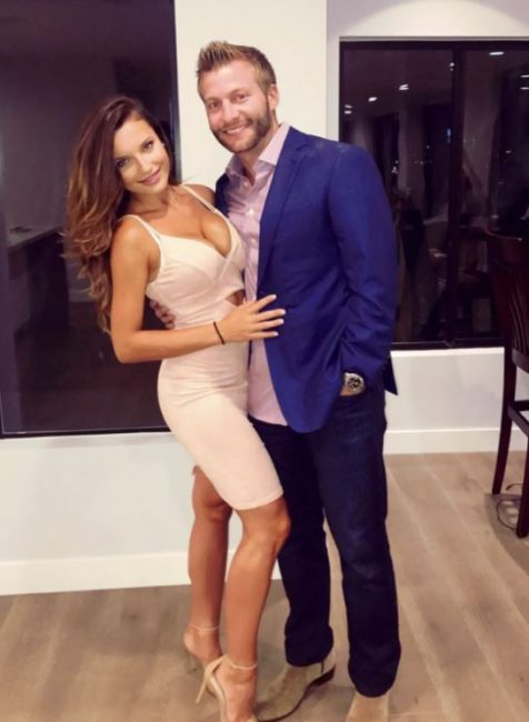 Sean McVay Wiki, Bio, Age, Veronika Khomyn, Engaged, and Net Worth