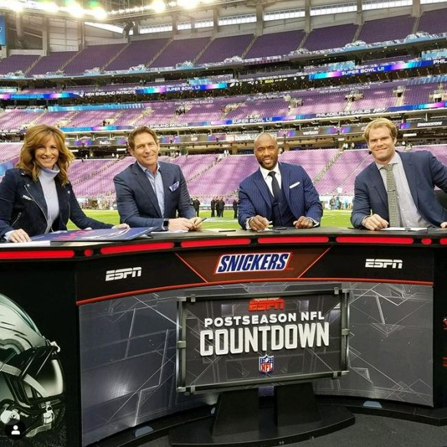Suzy Kolber Wiki, Bio, Age, Eric Bradley, Body Issue, Height and Career
