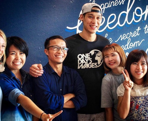 Jeremy Lin Wiki, Bio, Age, Spouse, Affair, Measurement, Salary and  NBA