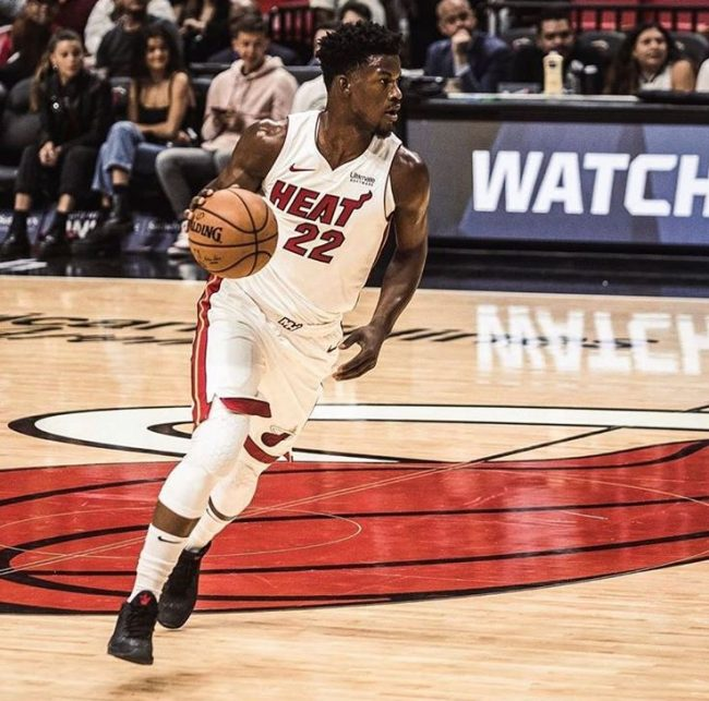 Jimmy Butler Wiki, Bio, Age, Family, Girlfriend, Baby, Instagram and NBA