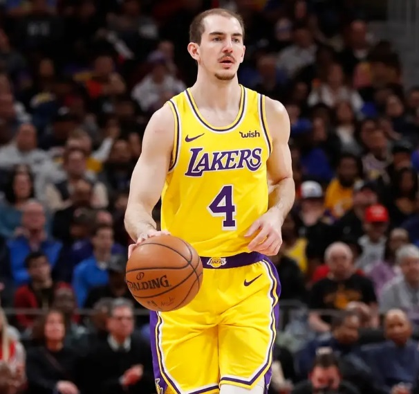 Alex Caruso Wiki, Bio, Age, Dating, Lakers, Awards, Salary,and Instagram
