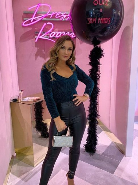 Sam Faiers Wiki, Bio, Age, Husband, Net Worth, TV Shows and Instagram