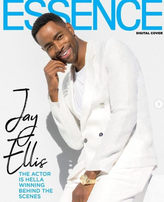 Jay Ellis Bio, Age, Wife, Acting Career, Income, Physique, Awards