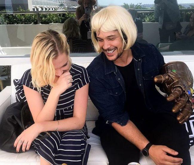 Eliza Taylor Boyfriend